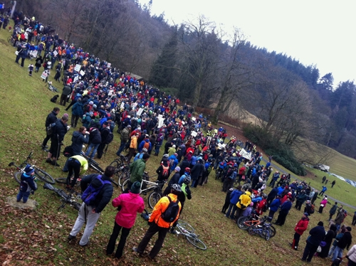 Save Our Woods - Grizedale Rally