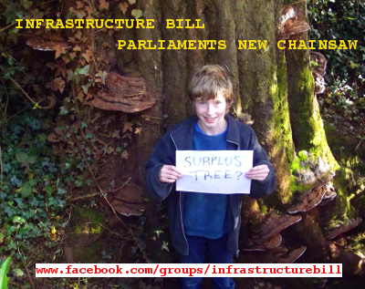 Post image for Infrastructure Bill debate on Nov 5th – Join activists for day of action!